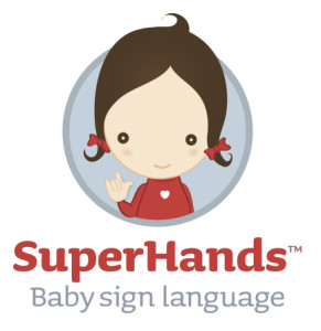 SuperHands Baby  Sign Language