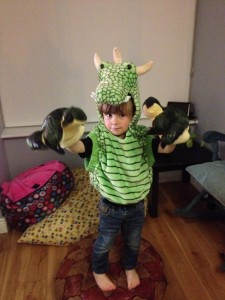 Jacob the Dinosaur
