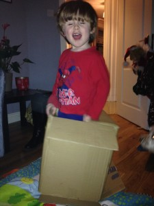 Don't Put My Kid In A Box ;o)